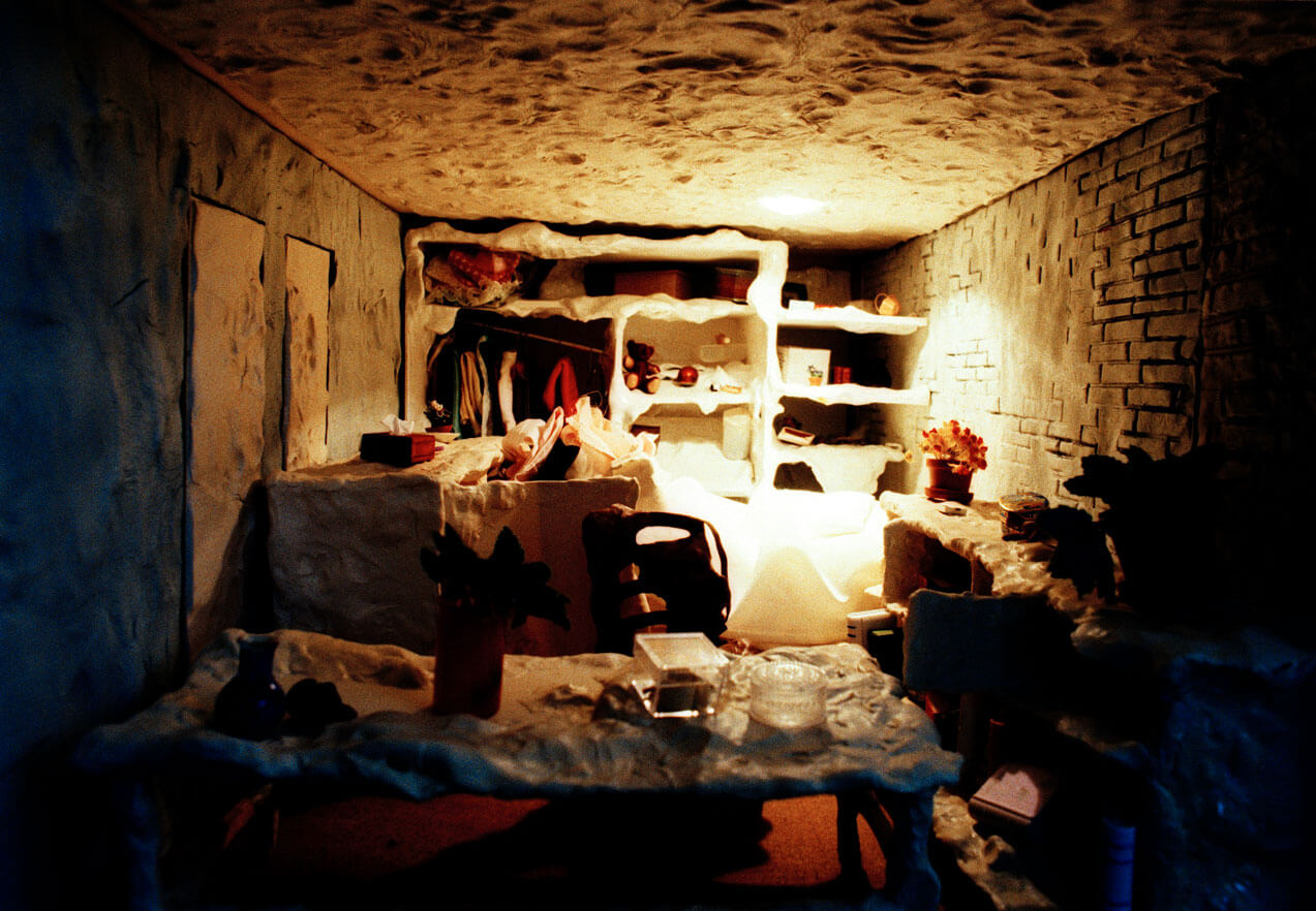 "Inhabiting the Uninhabitable, chromogenic print, 20"" x 24"", 2005 - 2007."