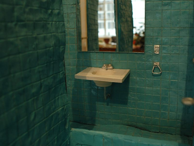 """La Toilette, lambda print, 8"""" x 10"""", 2007."""