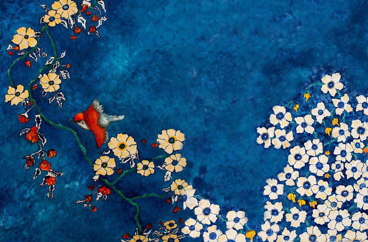 Animals, oil on canvas, 65 x 80.5 cm., 2007.
